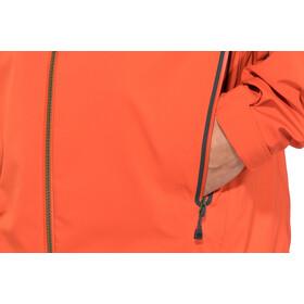 Sherpa Lithang Jacket Herre tibetan coral